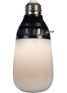 Light Bulb Short Circuit White