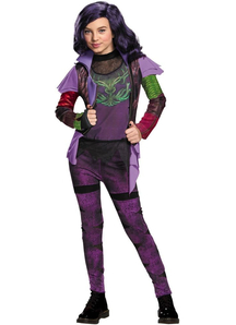 Mal Isle Of The Lost Costume For Children From Descendants