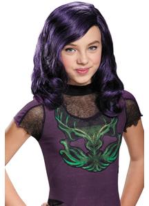 Mal Wig From Disney Movie Descendants