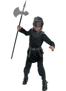 Medieval Warrior Child Costume