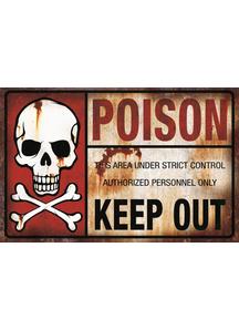 Metal Sigh Poison