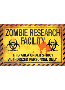 Metal Sigh Zombie Research