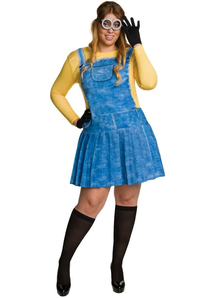 Minion Female Costume For Adults - 20518