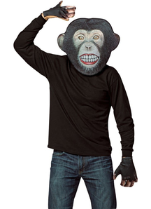 Monkey Teeth Mask
