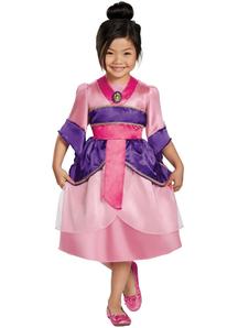 Mulan Dress For Children