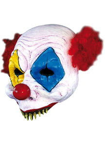 Open Gus Clown Mask