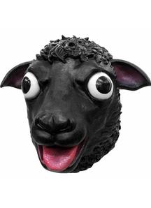 Sheep Latex Mask