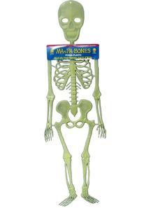 Pa Bones Skeleton Glow