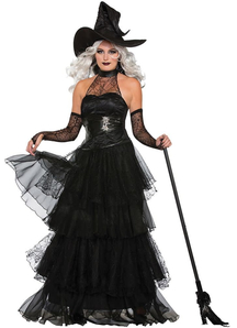 Precious Witch Adult Costume - 20069