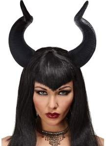 Queen Maleficent Horns