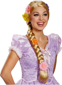 Rapunzel Wig For Adults