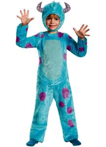 Sally Deluxe Kid Costume