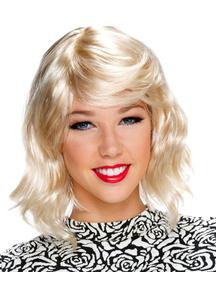 Sexy Blonde Wig