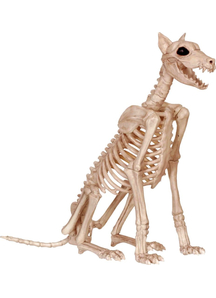 Skeleton Doberman Props