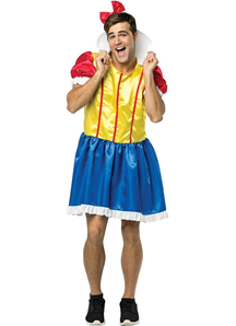 Snow White Comic Costume
