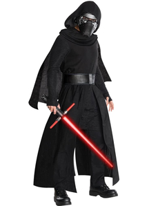 Star Wars. Kylo Ren Deluxe Costume For Adults