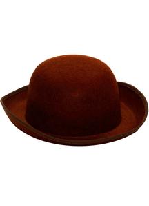 Steampunk Style Brown Hat