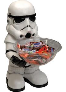 Storm Trooper Candy Holder