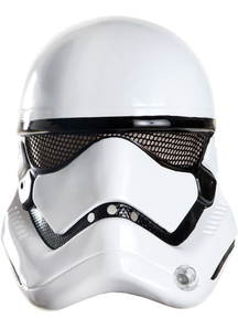 Stormtrooper 1/2 Mask For Adults
