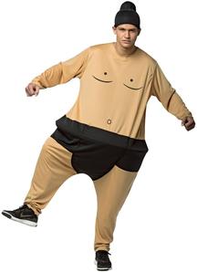 Sumo Adult Costume