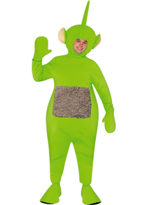 Teletubbies Dipsy Costume For Adults