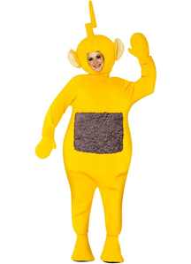 Teletubbies Lala Costume For Adults