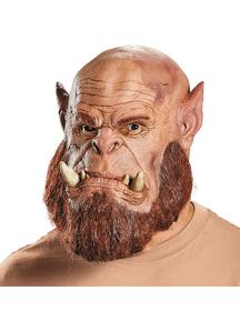 Warcraft Orgrim Mask For Adults