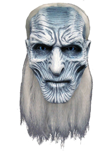 White Walker Mask From Game Of Thrones