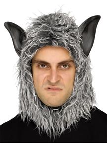 Wolf Man Mask