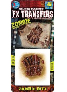 Zombie Bite 3D Fx