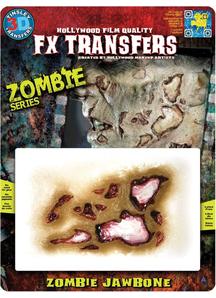 Zombie Jawbone 3D Fx