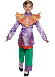 Alice Asian Look Costume For Children