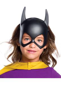 Batgirl Plastic Child Mask