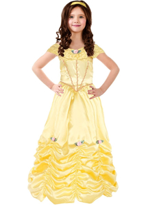 Beauty and the Beast Beauty Child Costume