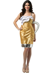 Beer Mug Adult Costume - 21604