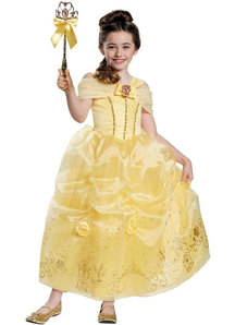 Belle Costume For Children