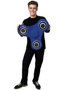 Blue Spinner Adult Costume