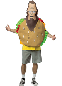 Bob's Burgers Adult Costume