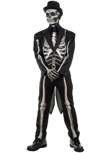 Bone Chilling Adult Costume