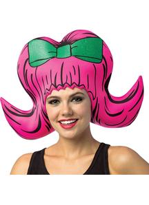 Bouffant Pink Wig