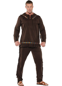 Chief Men Adult Costume