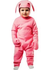 Christmas Story Bunny Toddler Costume