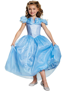 Cinderella Movie Child Costume