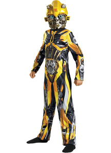 Classic Bumblebee Child Costume