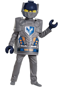 Clay Costume For Children From Nexo Knights