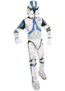 Clonetroop Child Costume From Star Wars