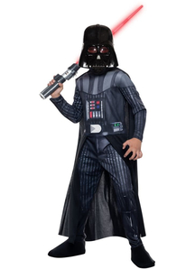 Darth Vader Costume For Children From Star Wars