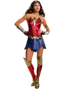 Dawn Of Justice Wonder Woman Adult Costume