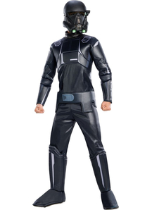 Death Trooper Child Costume