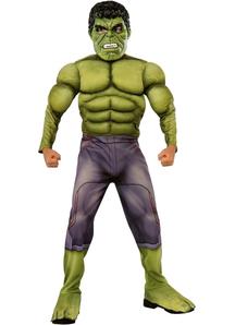 Deluxe Hulk Child Costume